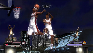 NBA Ballers: Chosen One Screenshot 3