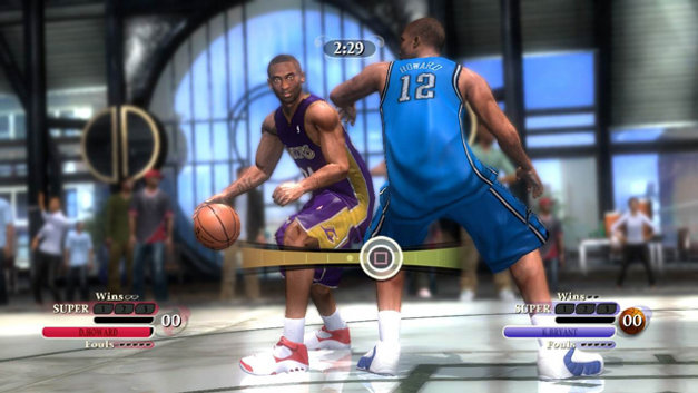 NBA Ballers: Chosen One Screenshot 4