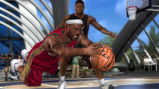 NBA Ballers: Chosen One Screenshot 6