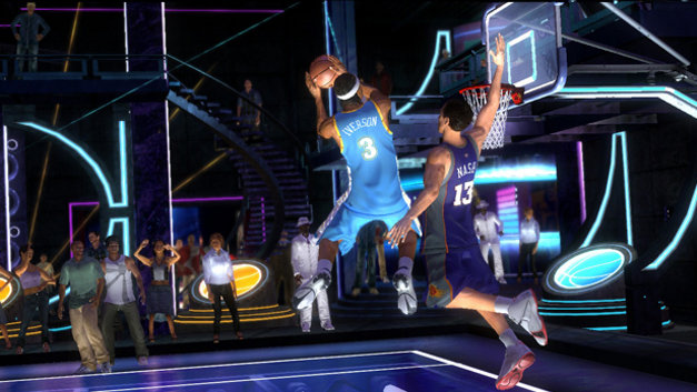 NBA Ballers: Chosen One Screenshot 7