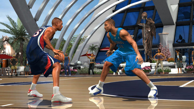 NBA Ballers: Chosen One Screenshot 10