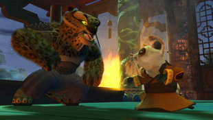 Kung Fu Panda Screenshot 2