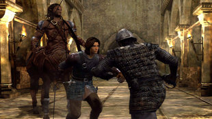The Chronicles of Narnia: Prince Caspian Screenshot 3