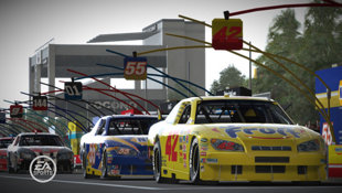 NASCAR 09 Screenshot 5