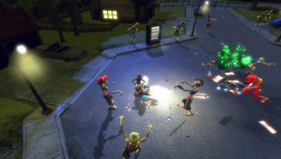 Monster Madness: Grave Danger Screenshot 2