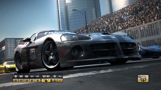 Race Driver: GRID™ Screenshot 1