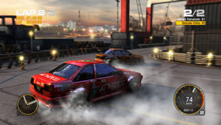 Race Driver: GRID™ Screenshot 2