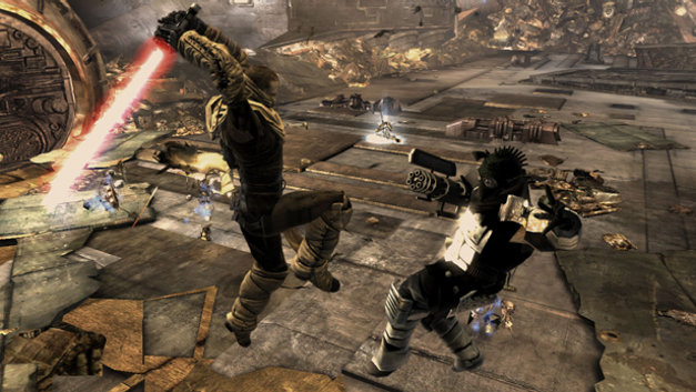 Star Wars®: The Force Unleashed™ Screenshot 1