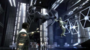 Star Wars®: The Force Unleashed™ Screenshot 2