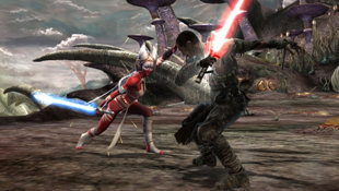 Star Wars®: The Force Unleashed™ Screenshot 3