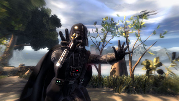 Star Wars®: The Force Unleashed™ Screenshot 4