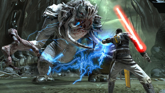Star Wars®: The Force Unleashed™ Screenshot 7