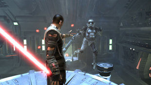 Star Wars®: The Force Unleashed™ Screenshot 8