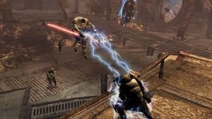 Star Wars®: The Force Unleashed™ Screenshot 12