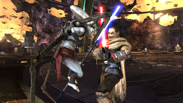 Star Wars®: The Force Unleashed™ Screenshot 16