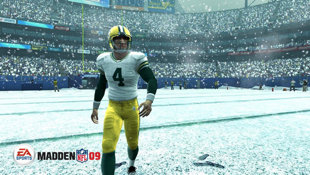 Madden NFL 09 Screenshot 3
