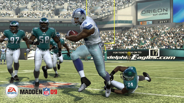 Madden NFL 09 Screenshot 16