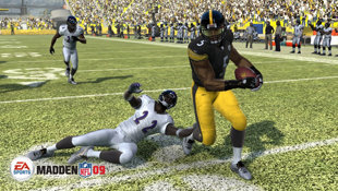 Madden NFL 09 Screenshot 17