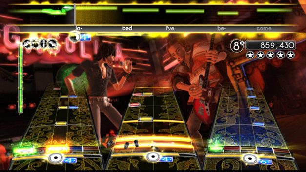 Rock Band™ 2 Screenshot 1