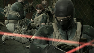 Metal Gear Solid® 4: Guns of the Patriots Limited Edition Screenshot 11