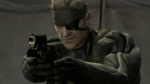 Metal Gear Solid® 4: Guns of the Patriots Limited Edition Screenshot 1