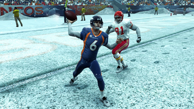 Madden NFL 09 20th Anniversary Collectors Edition Screenshot 4