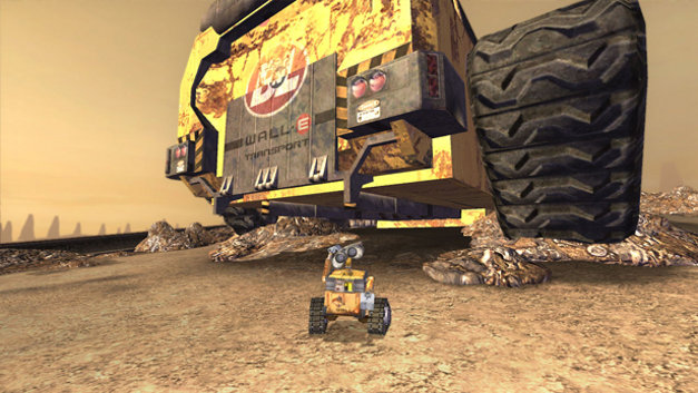 WALL-E Screenshot 1