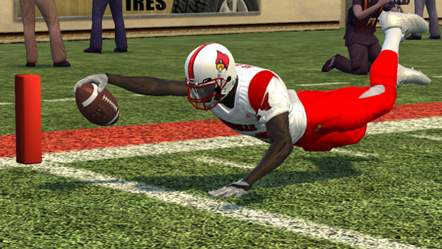 NCAA® Football 09 Screenshot 1