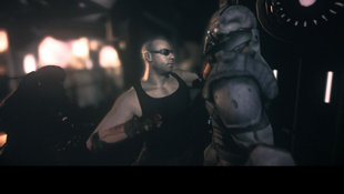 The Chronicles of Riddick: Assault on Dark Athena Screenshot 2