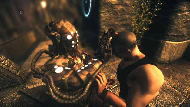 The Chronicles of Riddick: Assault on Dark Athena Screenshot 4