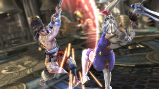 Soulcalibur® IV Screenshot 2
