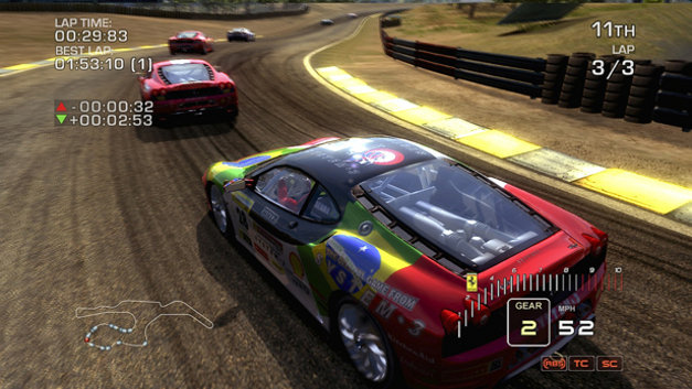 Ferrari Challenge Screenshot 1