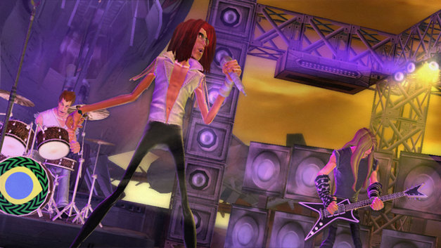 Guitar Hero® World Tour Screenshot 1