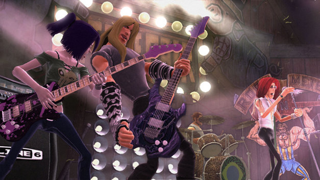 Guitar Hero® World Tour Screenshot 4