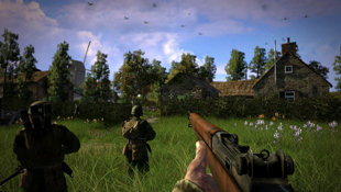 Brothers in Arms: Hell's Highway Screenshot 3