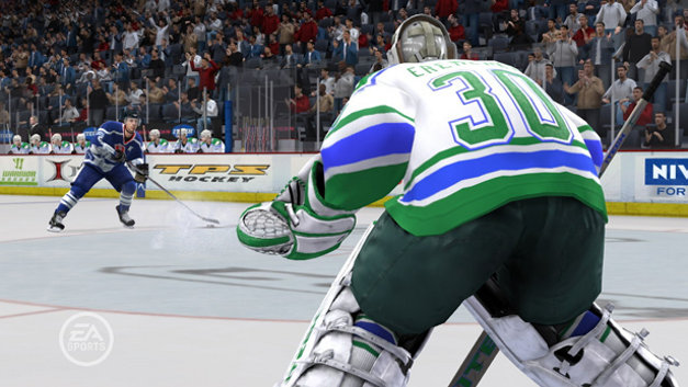 NHL® 09 Screenshot 1