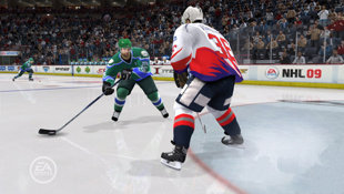 NHL® 09 Screenshot 2