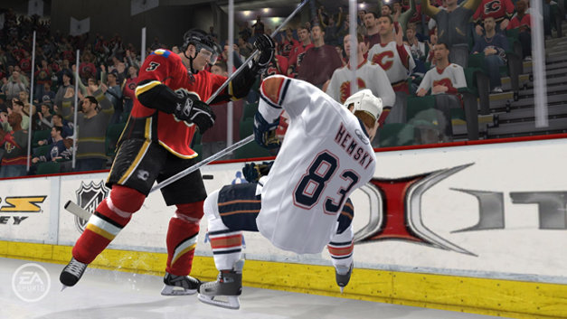 NHL® 09 Screenshot 4