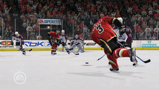 NHL® 09 Screenshot 5