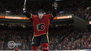 NHL® 09 Screenshot 6