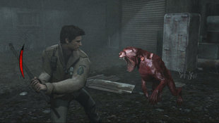 Silent Hill: Homecoming Screenshot 2