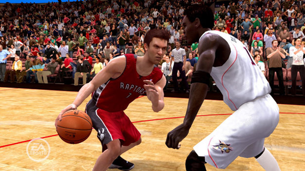 NBA Live 09 Screenshot 4