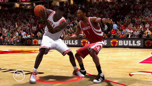 NBA Live 09 Screenshot 5