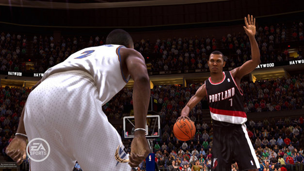 NBA Live 09 Screenshot 7