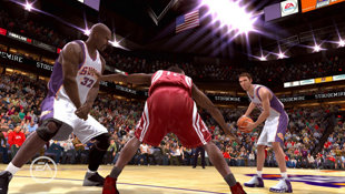 NBA Live 09 Screenshot 8