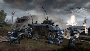 Tom Clancy's EndWar™ Screenshot 6