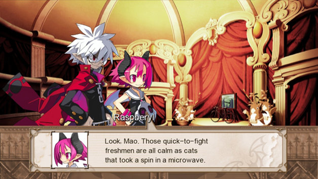 Disgaea 3: Absence of Justice Screenshot 1