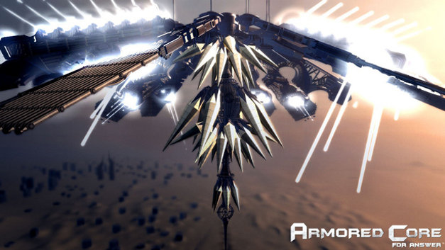 Armored Core: For Answer Screenshot 1