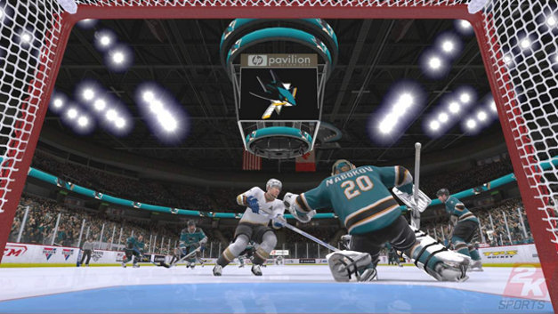 NHL® 2K9 Screenshot 1