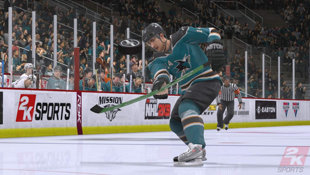 NHL® 2K9 Screenshot 2